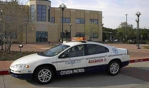 Pontiac Police Car