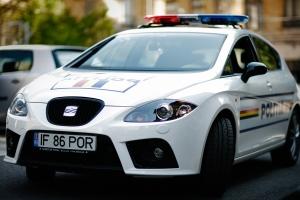 Seat Leon Cupra Police Car Romania