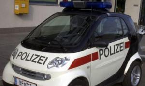 Smart Brabus Police Car