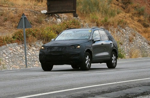 2011 VW Touareg 2