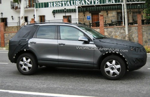 2011 VW Touareg 4