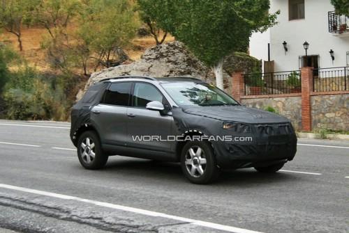 2011 VW Touareg
