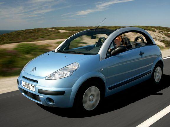 Citroen C3 Pluriel www.automarket.ro