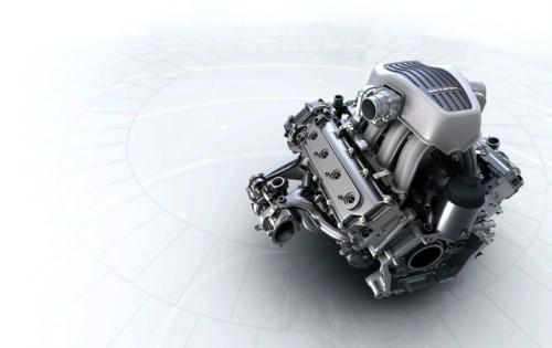 Inima noului McLaren-Motorul