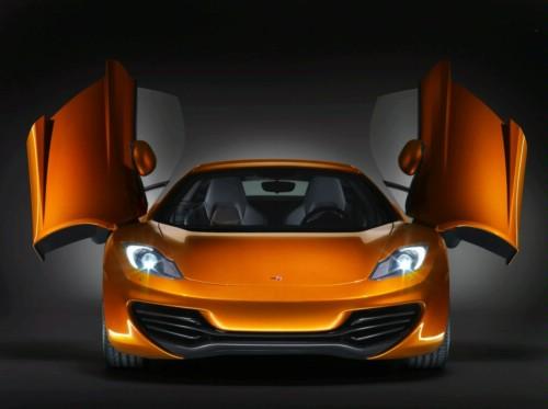 Noul McLaren MP4-12C