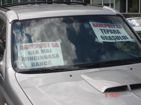 Revolta antibancara detaliu