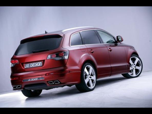 Audi Q7 JE DESIGN modificat