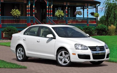 VW Jetta standard...