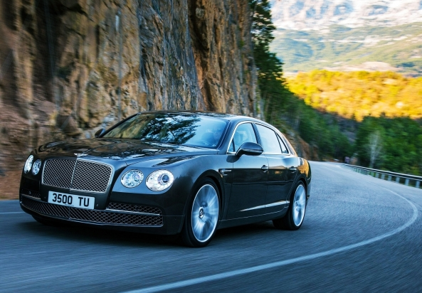 Bentley Flying Spur RB