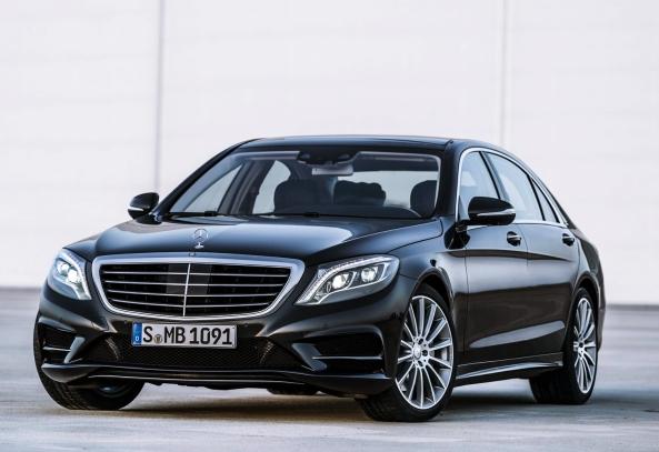 Mercedes-Benz S-Class RB