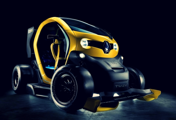 Renault Twizy RS F1 Concept RB