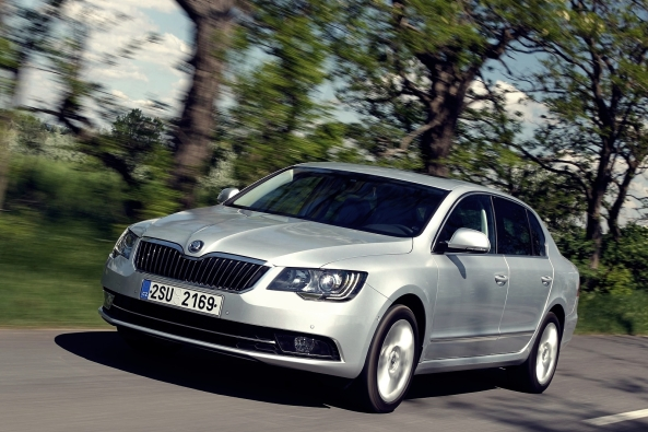 Skoda Superb RB