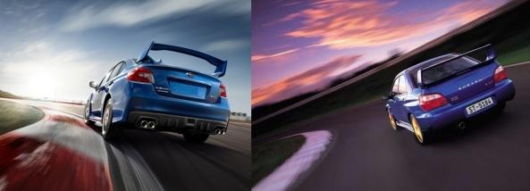 Subaru versus Subaru