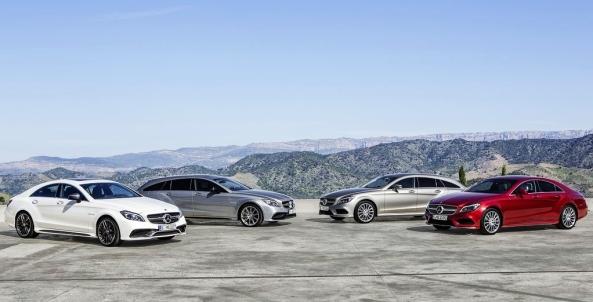 Mercedes-Benz-CLS-Class 2