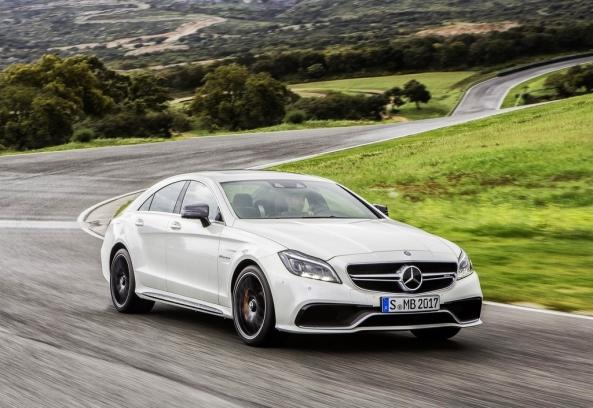 Mercedes-Benz-CLS-Class 5