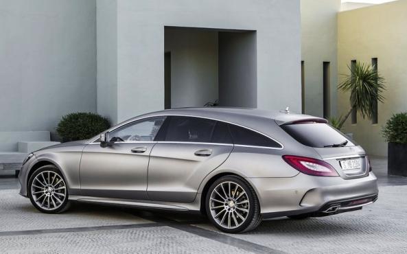 Mercedes-Benz-CLS-Class 8