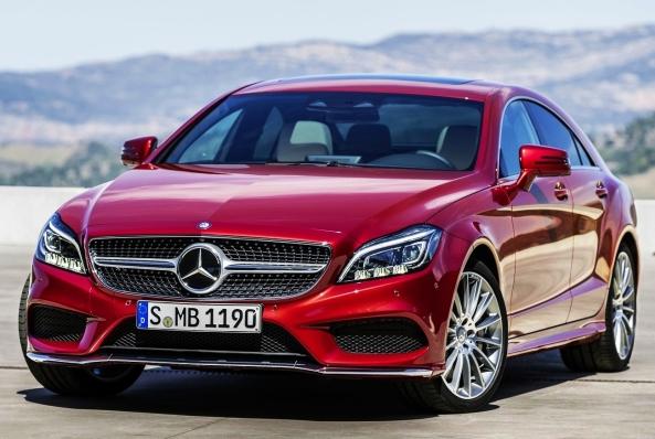 Mercedes-Benz-CLS-Class