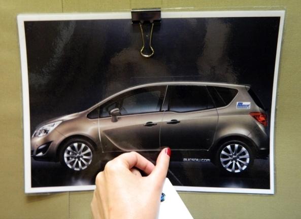 Opel usi