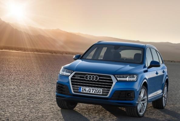 1 Audi Q7
