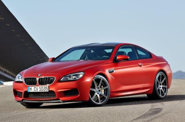 5 BMW M6