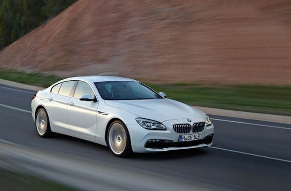 6 BMW Gran Coupe