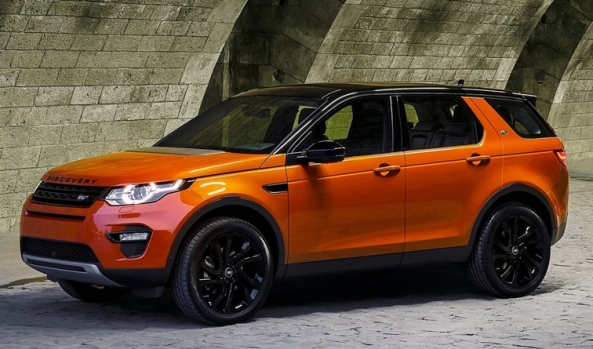 8 Land Rover Discovery Sport