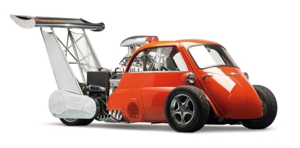 BMW Isetta Whatta Drag 1959
