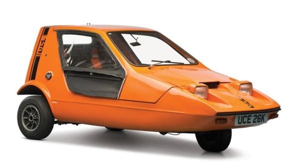 Bond Bug 700E 1972