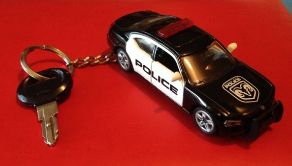 Dodge Charger 2006 2009 Police