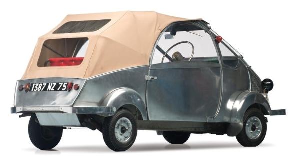Voisin Biscooter C31 1957
