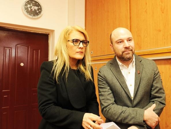 Mihai Georgescu si Liana Stanciu 2