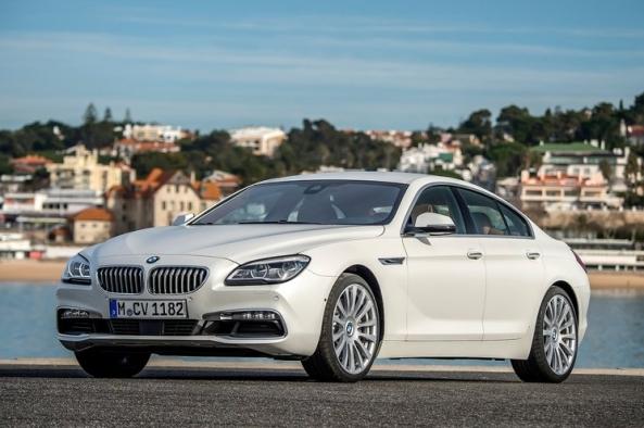 BMW Seria 6 Gran Coupe 2015