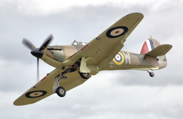 Hurricane Hawker