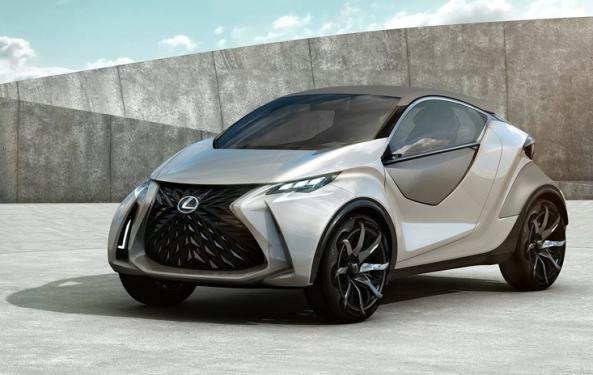 Lexus-LF-SA 1