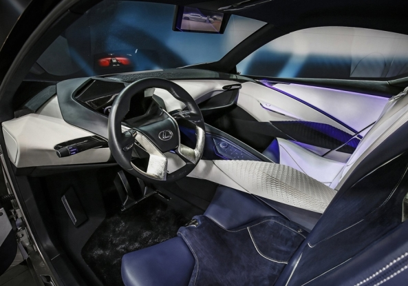 Lexus-LF-SA 2