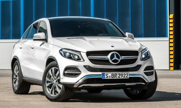 Mercedes GLE 4