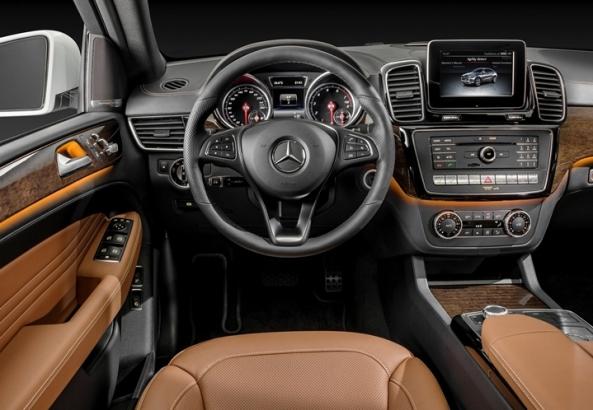 Mercedes GLE 5