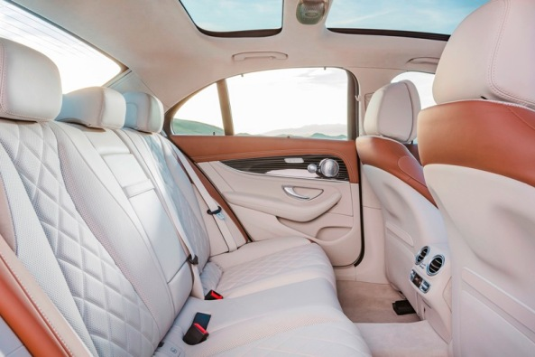 Mercedes-Benz Clasa E_EXCLUSIVE line_interior