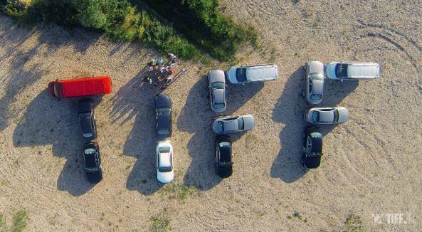 Mercedes-Benz la TIFF